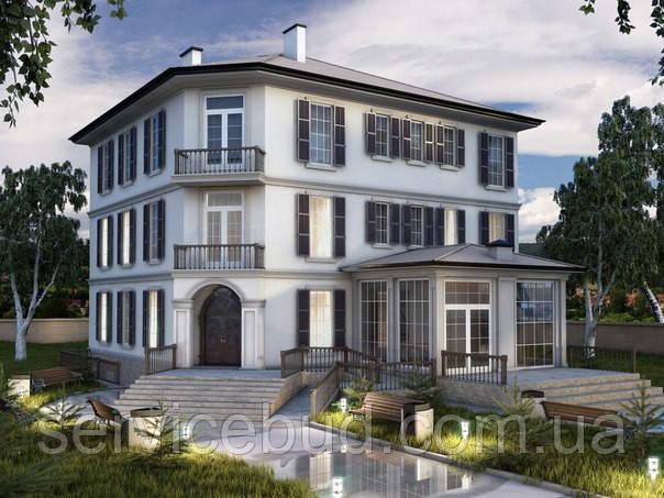 Проектирование коттеджей и гостиниц., фото 1