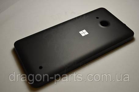Задняя крышка  Microsoft Lumia 550 черная оригинал , 02510N2, фото 2