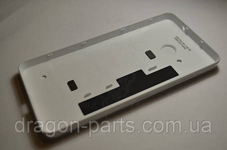 Задняя крышка  Microsoft Lumia 550 белая оригинал , 02510N5, фото 2