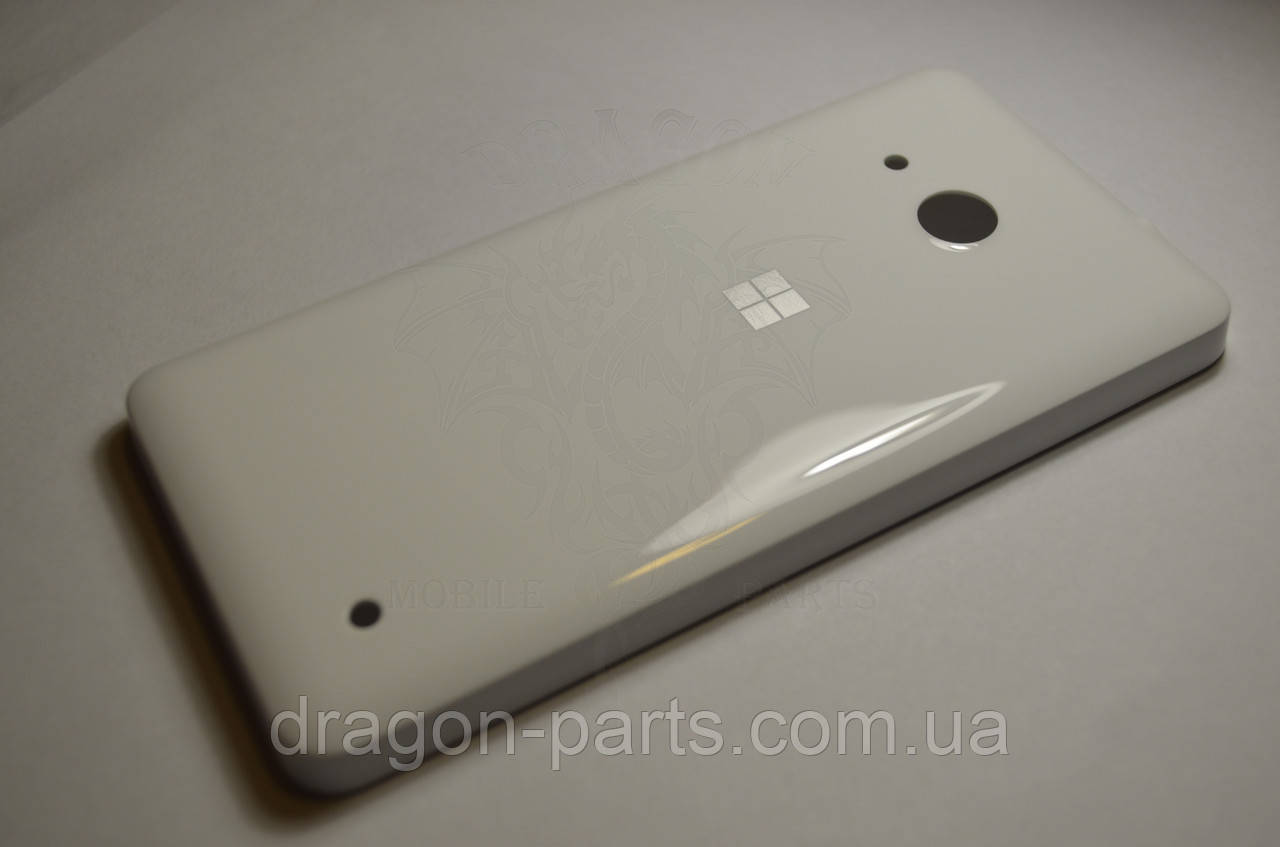 Задняя крышка  Microsoft Lumia 550 белая оригинал , 02510N5