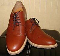 Туфли мужские Samuel Windsor. Размер 43.