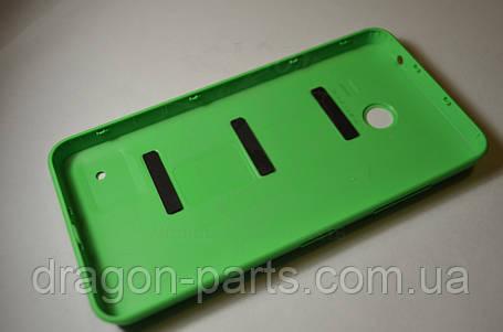 Задняя крышка  Nokia Lumia 630 зелёная оригинал , 02506C5, фото 2