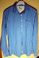 Рубашка мужская Dressmann. Размер XL.
