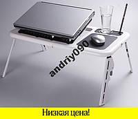 Подставка для ноутбука кулер ColerPad E-Table LD09