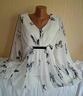 Блуза New Look (Размер 46-48 (М, UK 12))