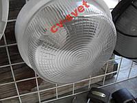 Светильник настенный стекло/пластик 60W НББ Рондо