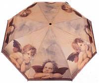 Женский зонт  Doppler Рафаэль Ангелы ( полный автомат ), арт. 74457R