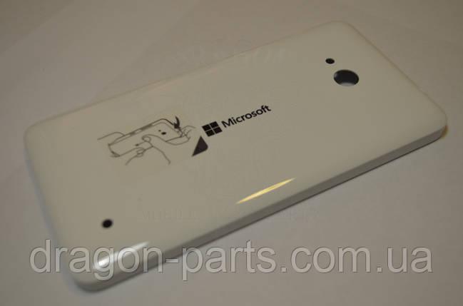 Задняя крышка  Microsoft Lumia 640 белая оригинал , 02509H7, фото 2
