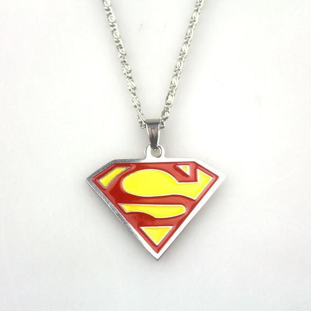 Кулон Супермен Superman