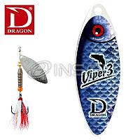 Блесна DRAGON-HRT VIPER de Luxe № 1 плотва