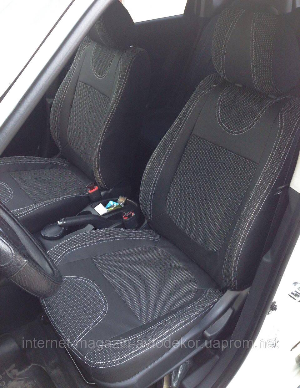 Авточехлы из ткани Daewoo (Дэу).