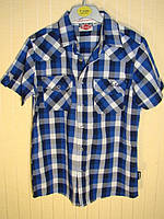 Рубашка детская Lee Cooper. Размер 128-134 (7-8 лет).