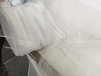 Фатин белый мягкий