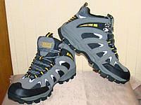 Ботинки детские демисезонные серые X-Hiking Waterproof (размер 39 (UK6))