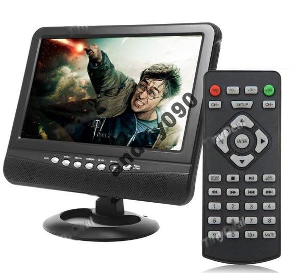 Портативный Телевизор TV NS 901 9 дюймов