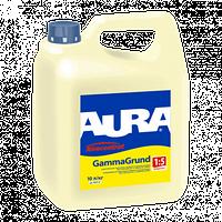 Грунтовка Aura GammaGrund – Укрепляющий грунт глубокого проникновения, Грунт-концентрат (Аура Гаммагрунт)