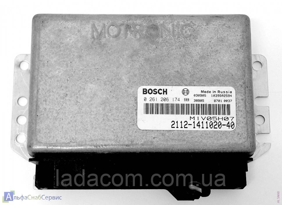 ЕБУ Bosch 2112-1411020-40