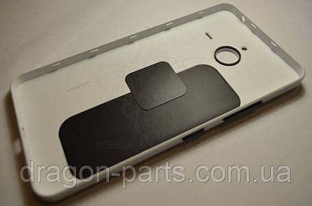 Задняя крышка  Microsoft Lumia 640 XL белая оригинал , 02510P8, фото 2