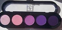 Палітра тіней - Т09 - рожево-фіолетова