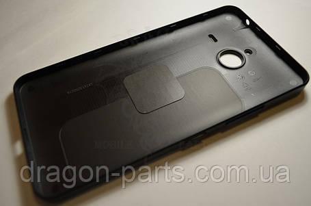 Задняя крышка  Microsoft Lumia 640 XL черная оригинал , 02510Q0, фото 2