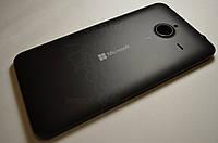 Задняя крышка  Microsoft Lumia 640 XL черная оригинал , 02510Q0