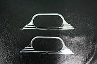 Volkswagen T5 Transporter 2003-2010 гг. Хром накладки на поворотники (2 шт, пласт)