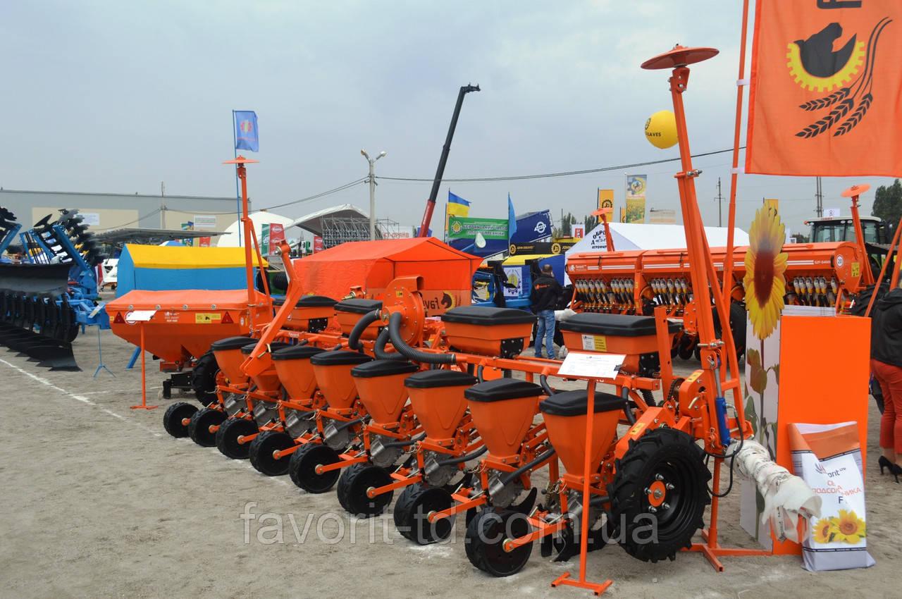 схема сівалки трактора