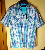 Рубашка с футболкой мужская George. Размер 60-62 (XXL).