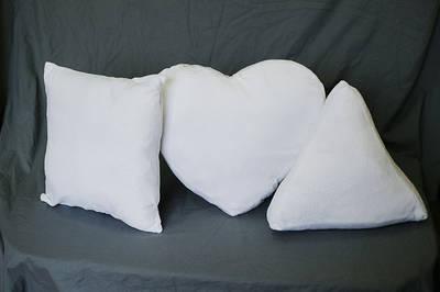 Подушки из плюша для сублимации
