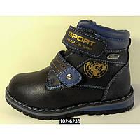 Демисезонные ботинки для мальчика, 26-31 размер