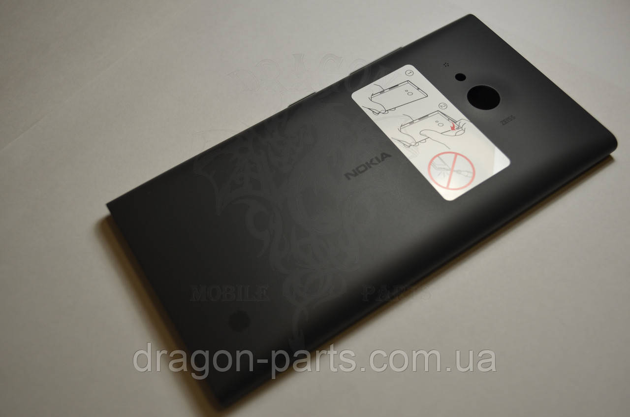 Задняя крышка  Nokia Lumia 730 серая оригинал , 02507Z3