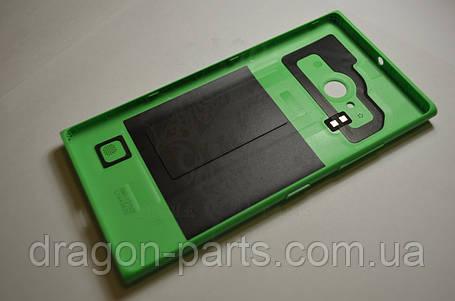 Задня кришка Nokia Lumia 730 зелена оригінал , 02507Z4, фото 2