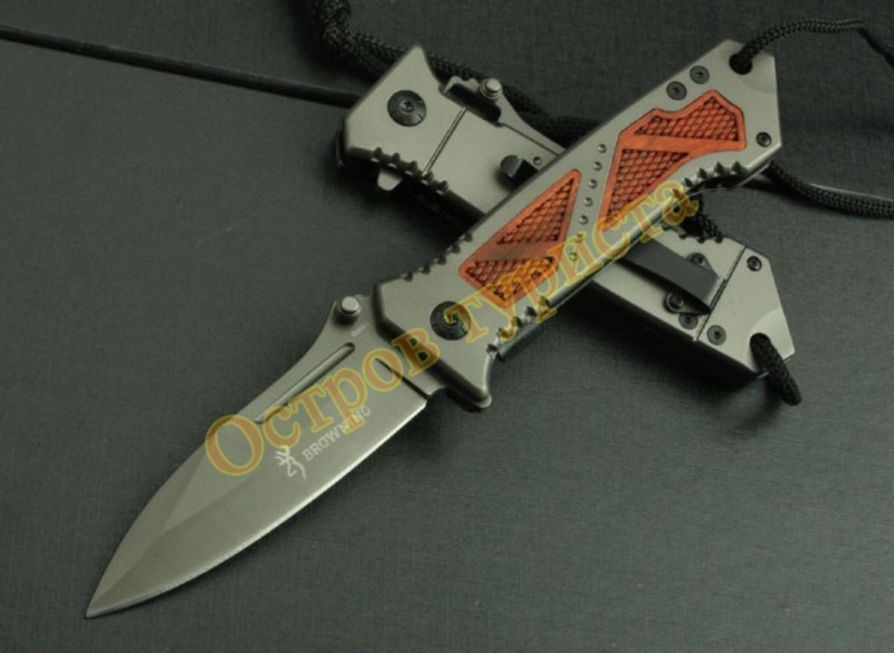 Нож складной Browning DA 53 полуавтомат
