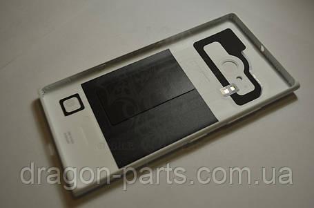 Задняя крышка  Nokia Lumia 730 белая оригинал , 02507Z7, фото 2