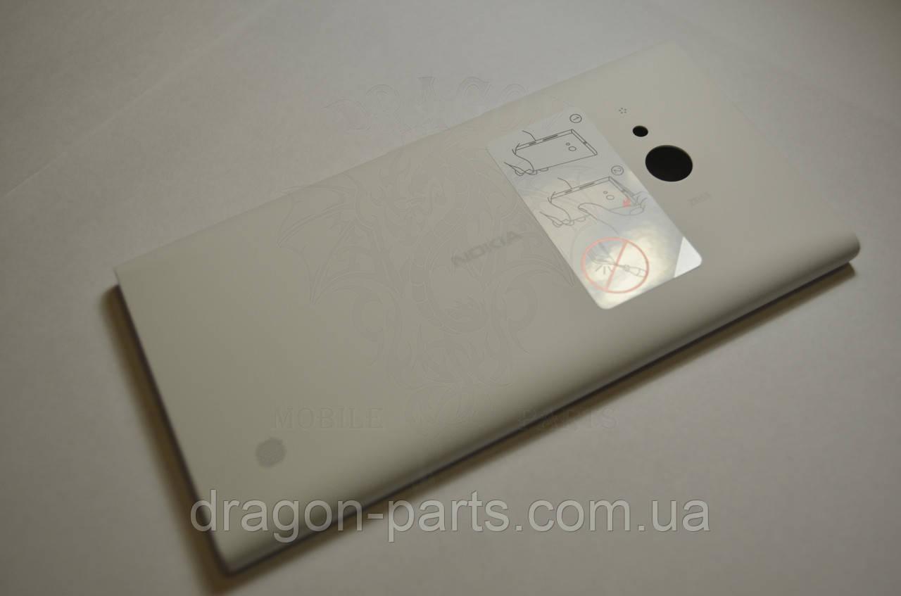 Задняя крышка  Nokia Lumia 730 белая оригинал , 02507Z7