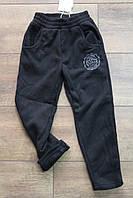 Утепленные спортивные штаны ( мех- травка) 6 лет