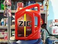 Синтетическое трансмиссионное масло ZIC GFT 75w90 GL4/GL5 (Старое название G-F TOP 75w90) (4 литра) Сертификат