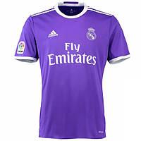 Детская футбольная форма Реал Мадрид (гостевая), новый сезон 2016-2017