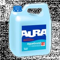 Влагозащитный грунт глубокого проникновения Aura Aquagrund концентрат 1:1