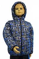 Детская демисезонная куртка (синтепон 150, осень/весна)) на рост :98-104-110-116см