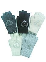 Перчатки для девочек , арт. В-11
