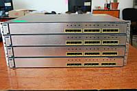 Cisco Catalyst WS-C3750G-12S-S , б/у управляемый гигабитный коммутатор L3 с sfp