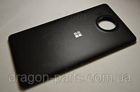 Задняя крышка  Microsoft Lumia 950 XL черная оригинал , 00813X3