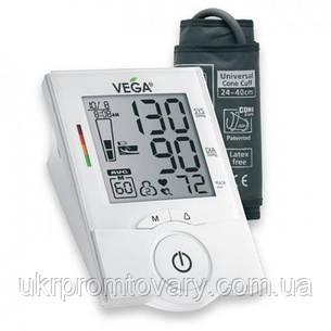 Тонометр автоматический на плечо VEGA (ВЕГА) VA-320, фото 2