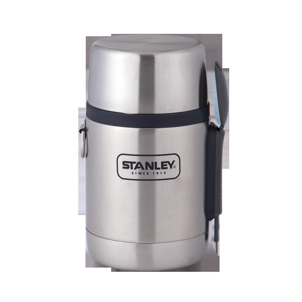 Термос харчовий з ложкою Stanley Adventure (0.5 л, сталевий)