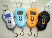 Кантер Весы электронные безмен 50 кг d=10г Акция !