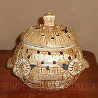 Соляная лампа, светильник ночник Украина корчма LUX-125125