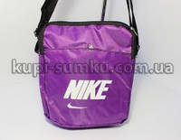 Стильная мужская сумка NIKE через плечо