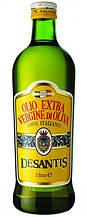 Итальянское оливковое масло первого отжима Desantis 100% Italiano Extra Virgine 1 л.