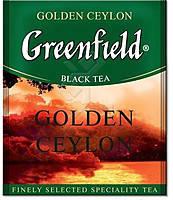 Чай Greenfield Golden Ceylon (Голден Цейлон), черный для HoReCa 100 пакетиков
